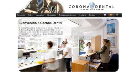 DentaDanés coopera con corona dental