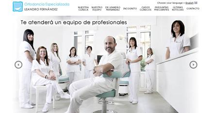 DentaDanés coopera con Ortodoncia Leandro fernandez